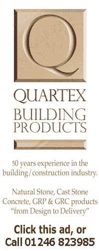 Quartex Building Products. From Design to Delivery
