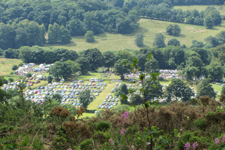 Local charities are once again set to benefit when hundreds of classic cars and bikes turn up at the picturesque Ashover Show Ground, near Chesterfield, for an all-day rally, which could raise thousands of pounds for local charities.