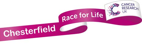 More than 1,600 people are expected to walk, jog and run through Chesterfield town centre on Sunday (14th June) for Cancer Research's Race for Life.