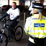 15 Tesco staff got on their bikes to raise money for Cancer Charity Clic Sargent