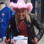 Chesterfield Travel Agent Goes The Distance For Charity