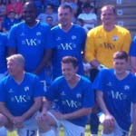 Jamie Walker And Friends Take To The Pitch For Charity