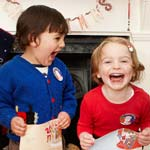 Children Set For Magical Christmas With NSPCC's Letter From Santa