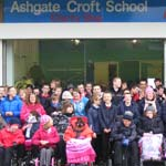 Ashgate Croft School Charity Shop Opens