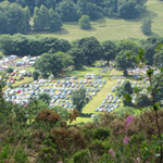 A Record Breaking Ashover Charity Classic Car & Bike Show
