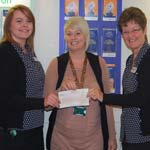 Ashgate Hospice Receives Donation From Building Society