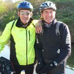 Dave Berry Is A Hit With The Chesterfield Canal Trust