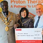 Chesterfield 'Cheques' Out Charities After Inaugural Marathon