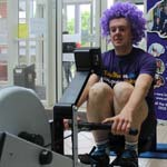 Bolsover District Council Staff Row 100 Miles For Charity