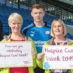 AshgateHospicecare Named Official Spireites Charity Partner