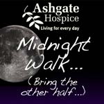 The Ashgate Hospice 'Midnight Walk' Is Back...