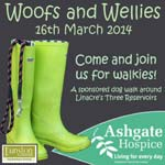 Get Your Boots Out - 'Cos Woofs And Wellies Is Back!