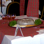 The Chesterfield Caledonian Association celebrate the birth of Robbie Burns, The Scottish Bard, 252 years on