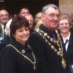 Chesterfield Town Centre Choir Festival Is On Song