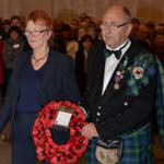 Chesterfield Caledonians Visit The Western Front