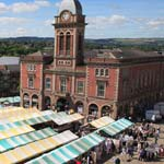 Vote for Chesterfield Market