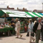 Take A Stall At Chesterfield's Easter Table Top Market