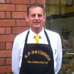 My Dad Would Have Been Very Proud - The Cheese Factory's  Simon Davidson