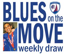 Chesterfield FC's 'Blues On The Move' winners