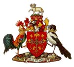 The Mayor of Chesterfield's Coat of Arms
