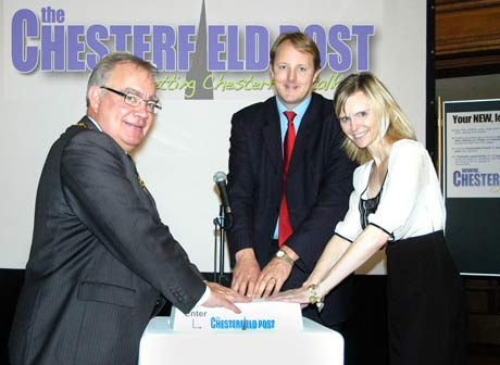 The Official Launch Of The Chesterfield Post