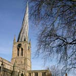Which European Towns Are Chesterfield Linked With?