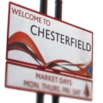 Tourism On The Up In Chesterfield