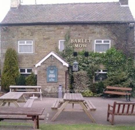 A Chesterfield pub is in line to win a national award after being recognised for its commitment to helping the local community.