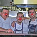Great British Menu Style Chef's Competition For Red Nose Day