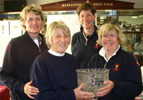 Lindsey Shaw golf