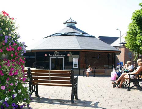 Chesterfield Visitor Information Centre has been highly commended in a prestigious industry awards ceremony.