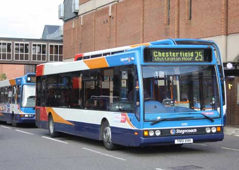 Stagecoach in Chesterfield is demonstrating its commitment to making bus services accessible to all by supporting a new scheme helping passengers with hidden disabilities.