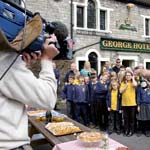 TV role for Tideswell Food Festival
