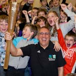 London 2012 Offers First Local Torchbearer Places