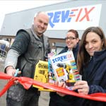 Screwfix Opens Chesterfield Store Creating 12 New Jobs