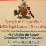 Lancers Capture Chesterfield Town's Highest Honour