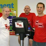 73 Engineers Regiment Turn Pedal Power Into Charity Cash