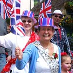 Jubilee Joy In Ashover - An Occasion We Shall Never Forget!