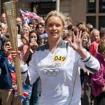 Chesterfield Sparkles As The Olympics Come To Town