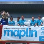 Chesterfield Is Right For Us - Maplin Boss On New Store in town