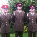 One Year On - The Pride Of Chesterfield Pass Out