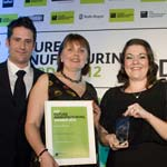 National Award For Chesterfield Training at SCA