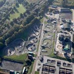 £27m Investment Progressing Well In Old Whittington waste water treatment works