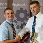 Two Local Lads Shine With ERIKS Apprenticeships