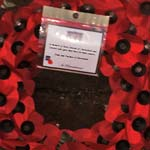 Wearing Poppies With Pride - Chesterfield Remembers