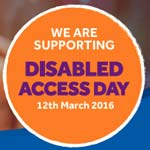 Stagecoach Supports Disabled Access Day