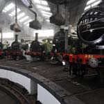 £1.17m Lottery Boost For Barrow Hill Railway Roundhouse