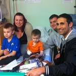 Hospital Visit Proves A Tonic For Young Patients