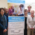 Communication Partners Help Combat Stroke Patients' Isolation