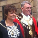 Chesterfield's New Mayor Celebrates At Civic Service